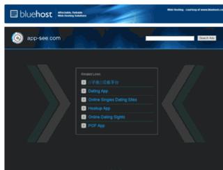 app-see.com screenshot