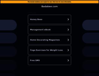 app.badabee.com screenshot