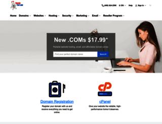 app.domaincart.com screenshot