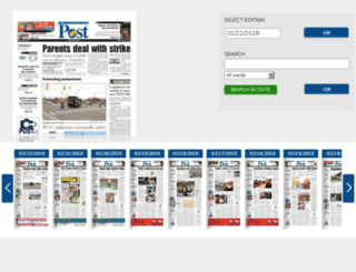 app.dominionpost.com screenshot