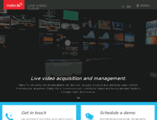 app.make.tv screenshot