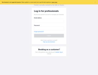 app.shedul.com screenshot