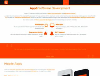 app8.eu screenshot
