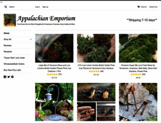appalachianemporium.com screenshot