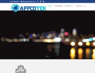 appcotech.com screenshot