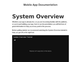 appdocumentation.com screenshot