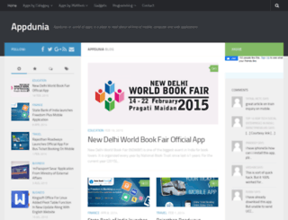 appdunia.com screenshot
