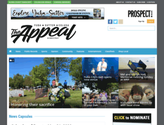 appealdemocrat.com screenshot