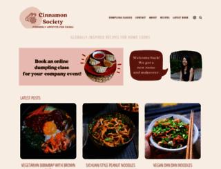 appetiteforchina.com screenshot