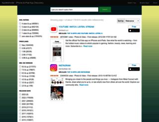 appfelstrudel.com screenshot