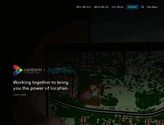 appgeo.com screenshot