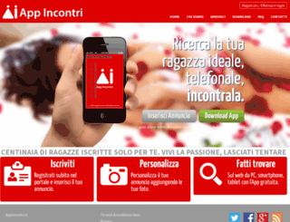 appincontri.it screenshot