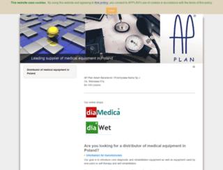 applan.eu screenshot