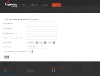 applebees.fbmta.com screenshot