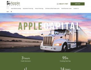 applecapitalgroup.com screenshot