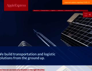 appleexpress.com screenshot