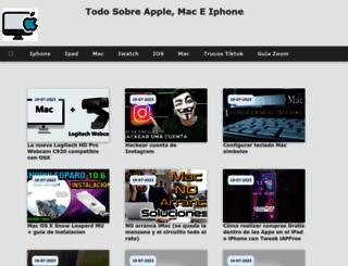 applesana.es screenshot