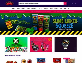 appletonsweets.co.uk screenshot