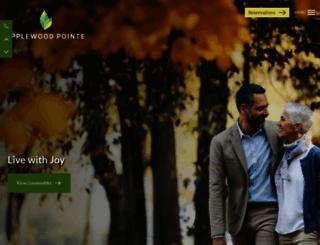 applewoodpointe.com screenshot