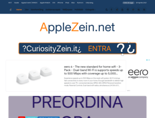 applezein.net screenshot