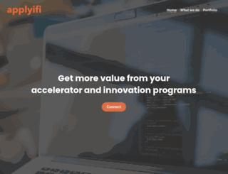 applyifi.com screenshot