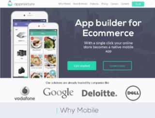 appmixture.io screenshot
