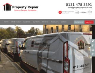 approved-tradesmen-edinburgh-plumbers-decorators-joiners.com screenshot