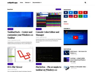 apps.codigobit.info screenshot