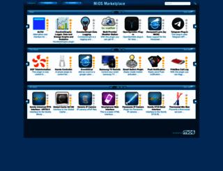 apps.mios.com screenshot