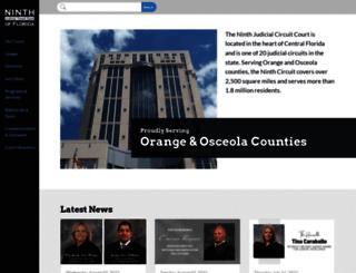 apps.ninthcircuit.org screenshot