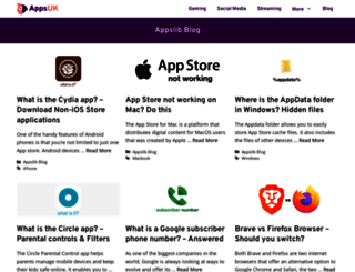 appslib.com screenshot