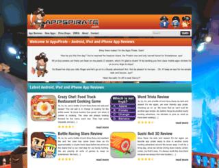 appspirate.com screenshot