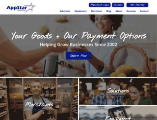 appstar.net screenshot