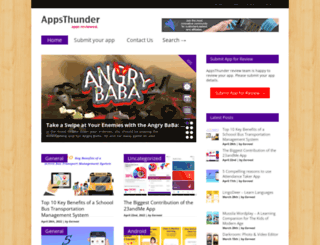 appsthunder.com screenshot