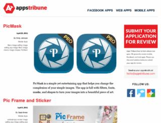appstribune.com screenshot
