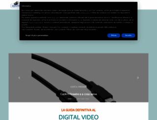appuntisuldigitalvideo.it screenshot