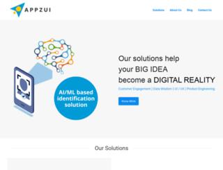 appzui.com screenshot