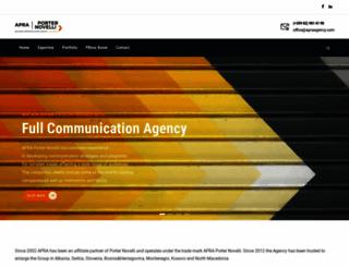apraagency.com screenshot