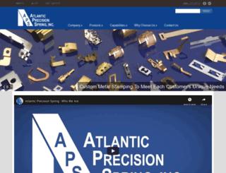 aps-ct.com screenshot
