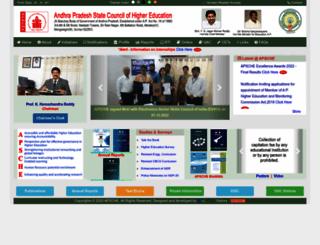 apsche.org screenshot