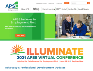 apse.org screenshot