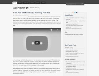 apt46.net screenshot