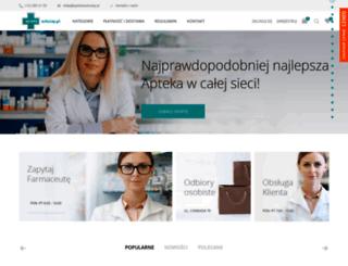 aptekaeskulap.com screenshot