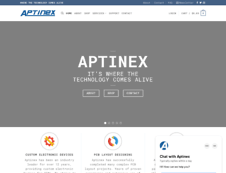 aptinex.com screenshot