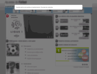apuestas-de-futbol.com screenshot