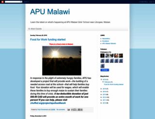 apumalawi.blogspot.fr screenshot