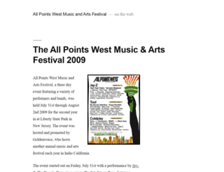 apwfestival.com screenshot
