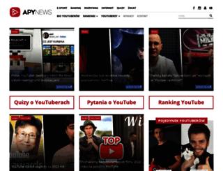 apynews.pl screenshot
