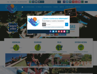 aquabrava.com screenshot