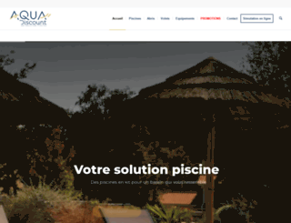 aquadiscount.com screenshot